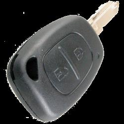 дубликат ключа renault symbol